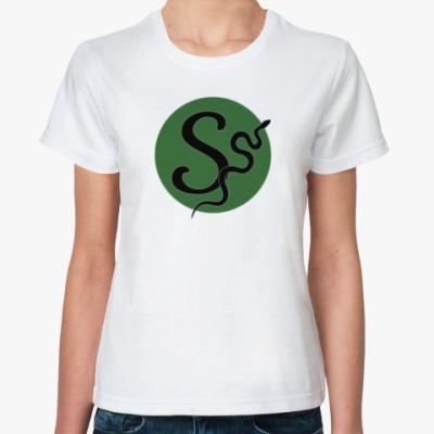 Классическая футболка Змея Салазара