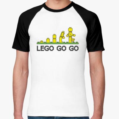 Футболка реглан Lego go