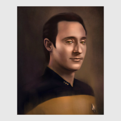 Постер Star Trek: Data