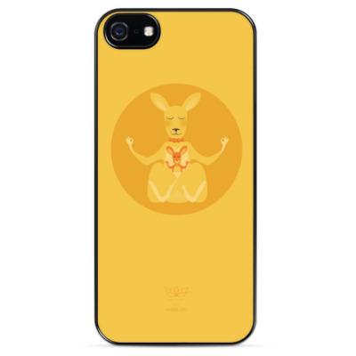 Чехол для iPhone Animal Zen: K is for Kangaroo