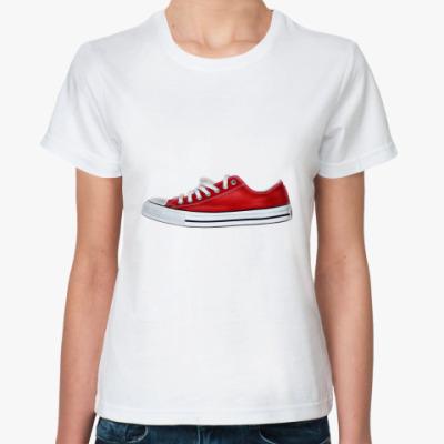 Классическая футболка Sneaker