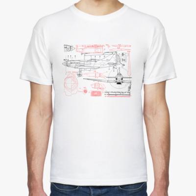 Футболка МИГ-3