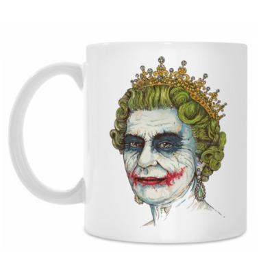 Кружка Джокер (Английская Королева)