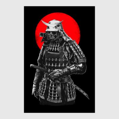 Постер Мертвый самурай