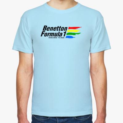 Футболка Benetton F1