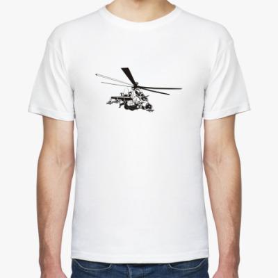 Футболка Вертолет