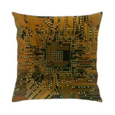 Подушка Интегральная микросхема