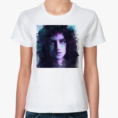 Классическая футболка Брайан Мей