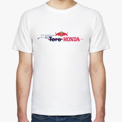 Футболка ToroHonda