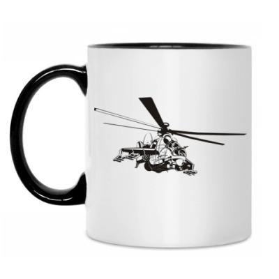 Кружка Вертолет