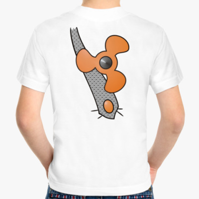 Детская футболка Карлсон