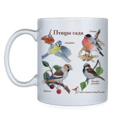 Кружка Птицы сада