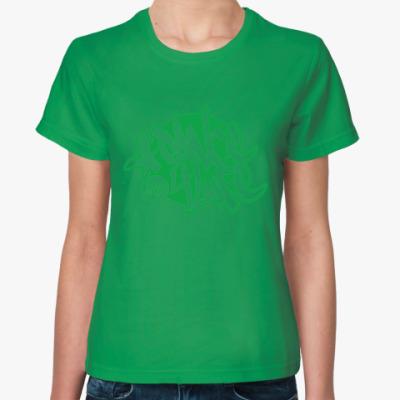 Женская футболка 'dance 4 life'