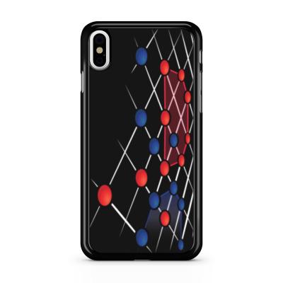 Чехол для iPhone Геометрия интеллекта