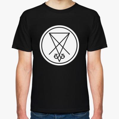 Футболка Сигил Люцифера / Sigil of Lucifer