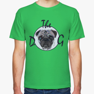 Футболка The Dog