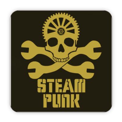 Костер (подставка под кружку) steampunk