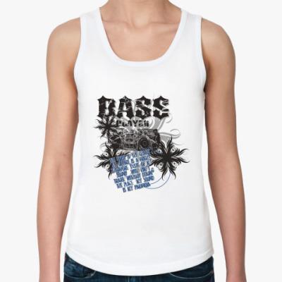 Женская майка Bass Player