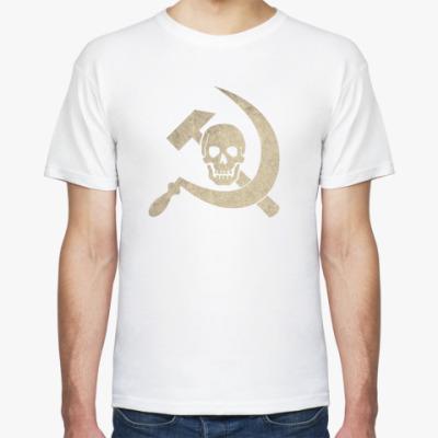 Футболка  футболка Молот