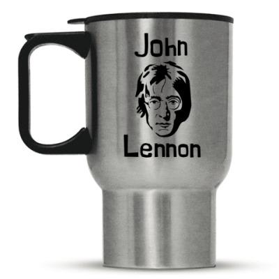 Кружка-термос Джон Леннон