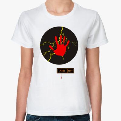 Классическая футболка Soldier