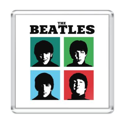 Магнит The Beatles