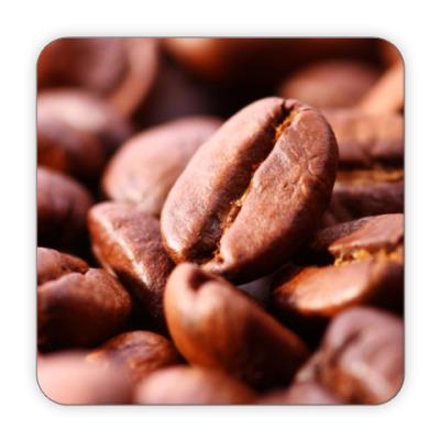 Костер (подставка под кружку) Кофе