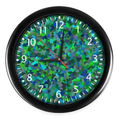 Настенные часы Пятнышки