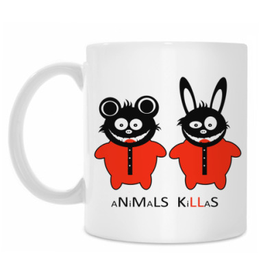 Кружка Animals Killas
