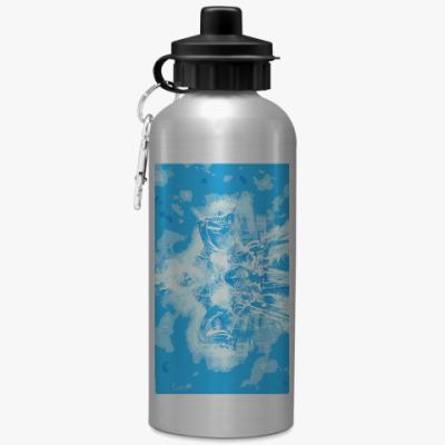 Спортивная бутылка/фляжка Призрачный гонщик