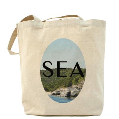 Сумка Море | Sea