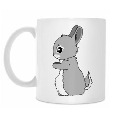 Кружка Милый кролик