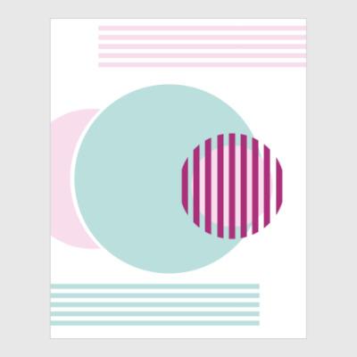 Постер ГеометрияTwo