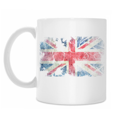 Кружка British flag