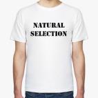 Классическая футболка Natural Selection