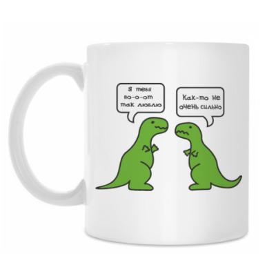 Кружка Динозавры
