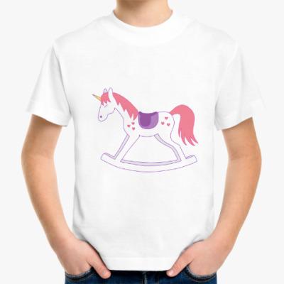 Детская футболка Единорог/ Unicorn
