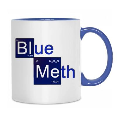 Синий мет