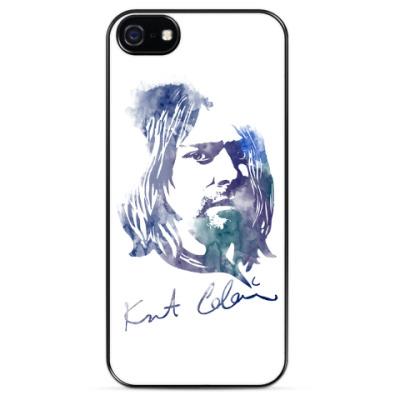 Чехол для iPhone Nirvana - Курт Кобейн