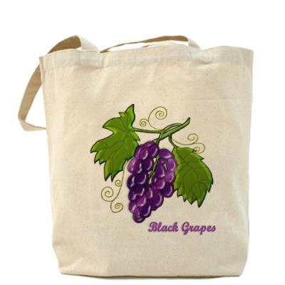 Сумка Black Grapes