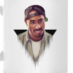 Tupac Shakur Hip-Hop Rap OldSchool Music Тупак