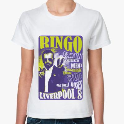 Классическая футболка Ringo 60s