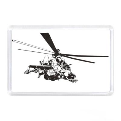 Магнит  Вертолет