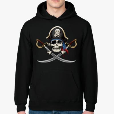 Толстовка худи Пират