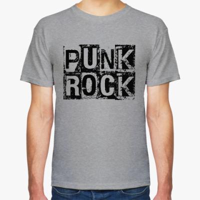 Футболка Панк-рок