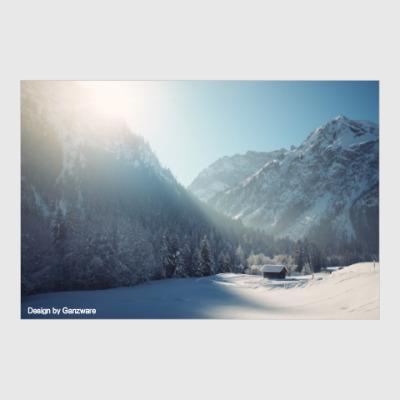 Постер Beautiful Winter