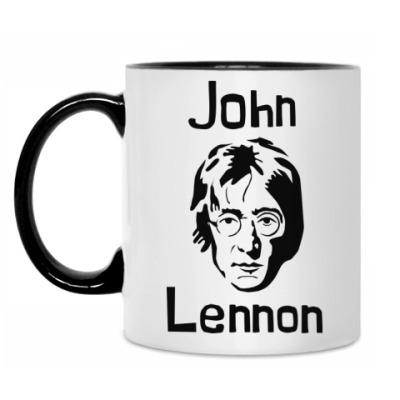 Кружка Джон Леннон