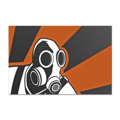 Наклейка (стикер)   Pyro