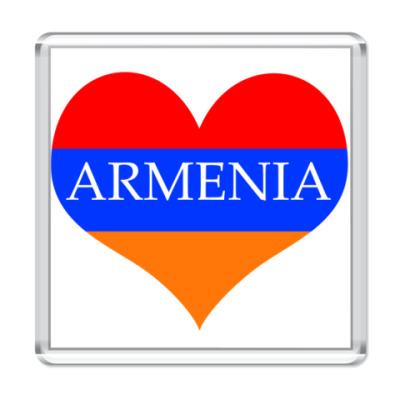 Магнит ARMENIA