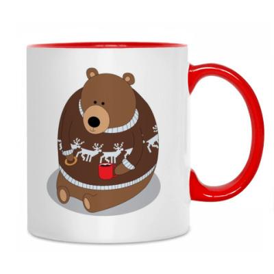 Bear with Mug